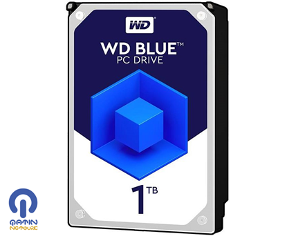 Hard disk western digital آبی 1TB