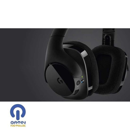 Logitech G533 DTS 7.1 Surround Wireless Gaming Headset