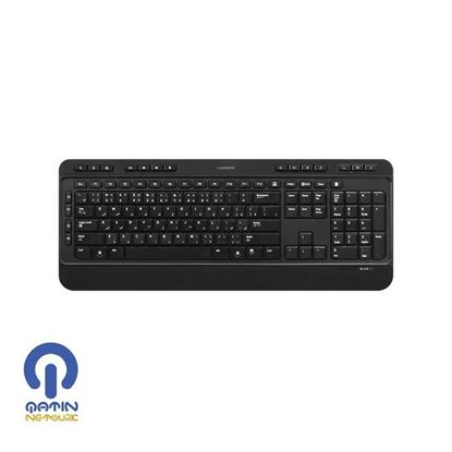 Green GK-502 Official Multimedia Keyboard