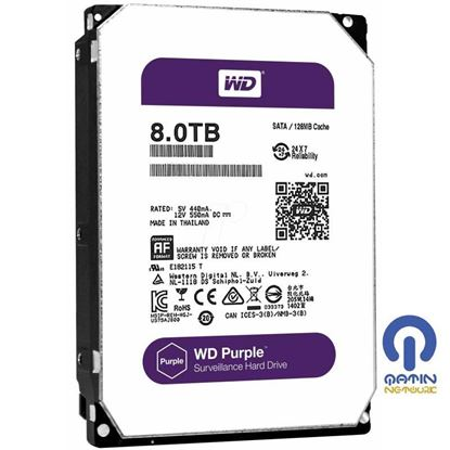 Hard Disk Western Digital Purple 8TB