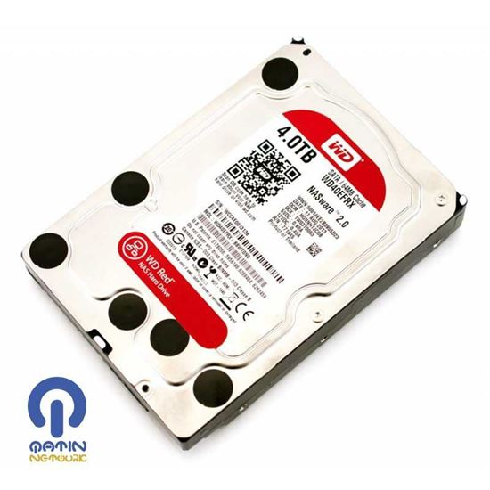 Western Digital Red NAS Hard Drive - 4TB - WD40EFRX
