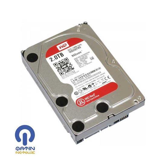 Western Digital Red NAS Hard Drive - 2TB - WD20EFRX