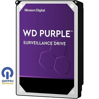 Hard Disk Western Digital Purple 6TB