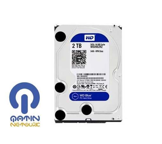 Western Digital Blue 2TB Internal HDD 3.5inch