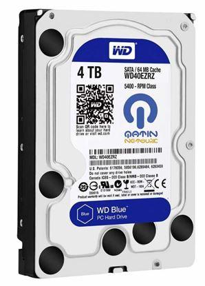 Western Digital Blue 4TB Internal HDD 3.5inch