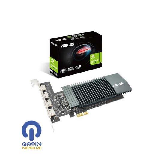 کارت گرافیک ایسوس ASUS GeForce GT710-4H-SL-2GD5