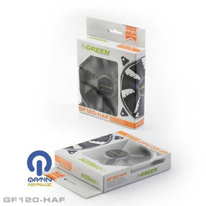Green GF120-HAF Case Fan