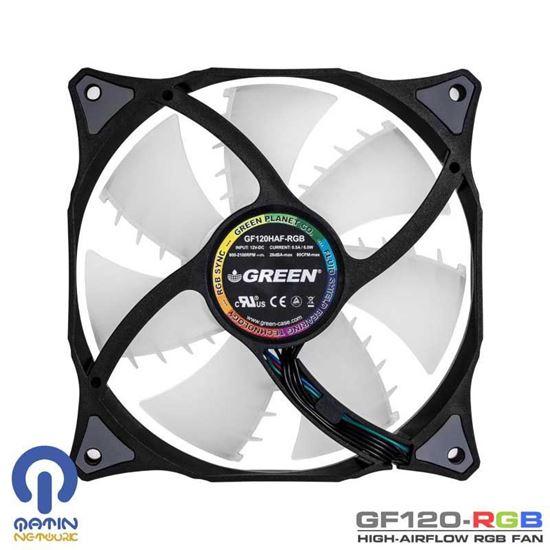Green GF120RGB Case Fan