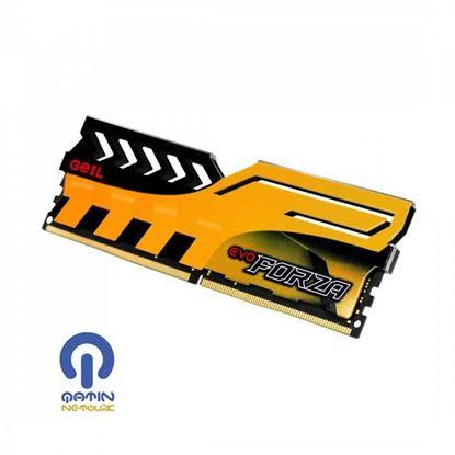 رم گیمینگ DDR4 تک کاناله 3000 مگاهرتز 8 گیگابایت ژل Geil Evo Forza CL16