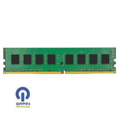 Kingston ValueRAM 8GB 2666MHz DDR4 Non-ECC CL19 Desktop Memory KVR26N19S8/8