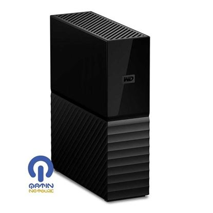 Western Digital My Book External Hard Drive - 4TB
