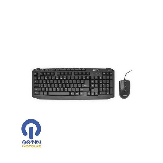 Tsco TKM 8054 Keyboard and Mouse