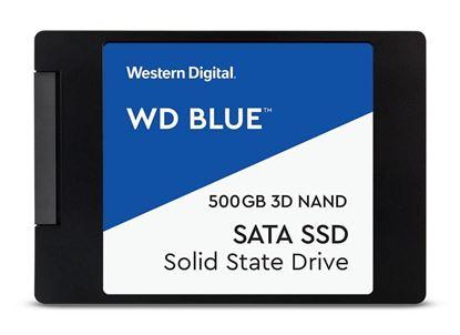حافظه اس اس دی وسترن دیجیتال ظرفیت۵۰۰ گیگابایت